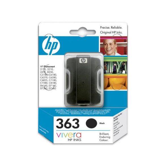 HP C8721EE ( 363 ) BK 6ml