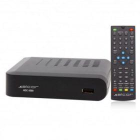 DVB-C beltéri egység
