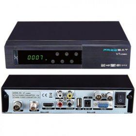 Kombó DVB vevő