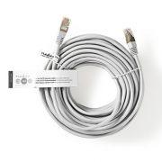 Nedis CCGT85110GY150 Cat 5e F/UTP Hálózati Kábel árnyékolt 15m