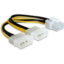 CableExpert PCIE VGA 8PIN-MOLEX tápkábel