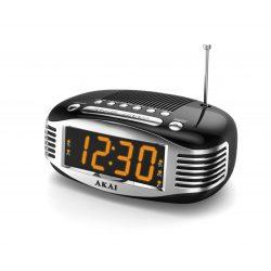 Akai CE1500 BLACK órás rádió