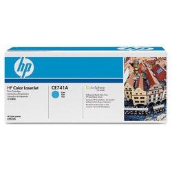 HP toner CE741A C