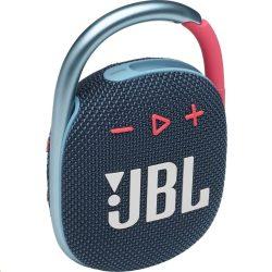 JBL Clip 4 Bluetooth hangszóró, kék-rózsaszín