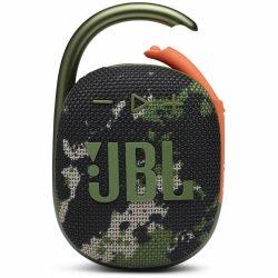 JBL Clip 4 Bluetooth hangszóró, terepszín