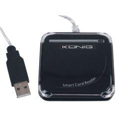 König CMP-SMARTRW10 Smart kártyaolvasó