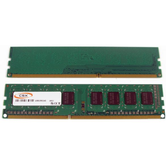 CSX CSXA-LO-1333-2G 2GB 1333MHz DDR3 memória