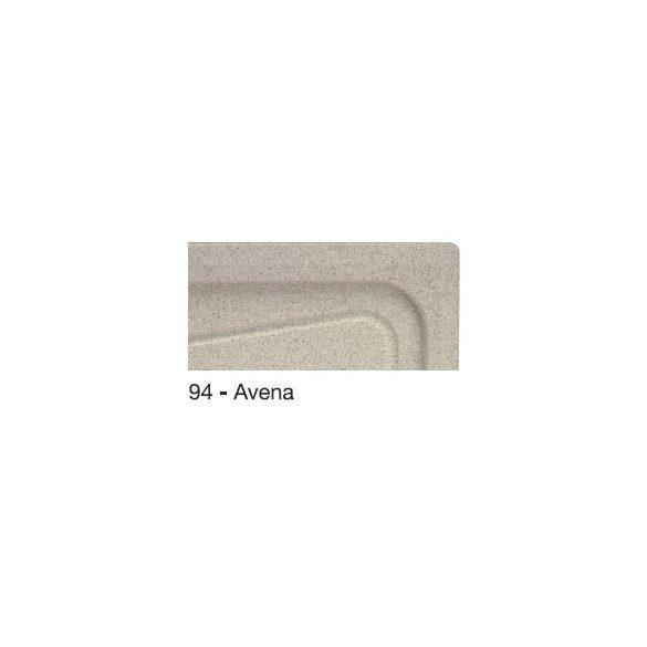Plados Corax CX0861/94 (bézs) 860x500mm mosogatótálca