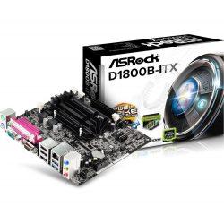 AsRock D1800B-ITX alaplap
