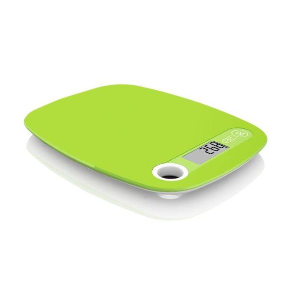 Hauser DKS1064 G digitális konyhamérleg zöld