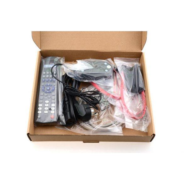 Hikvision DS-7732NI-I4 32 csatornás NVR, 256Mbps rögz, 256 Mbps kliens