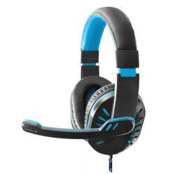Esperanza Crow Blue EGH330B Gamer fejhallgató