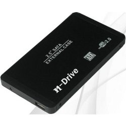 """N-Base EH-35NDS 3.5"""" Sata USB külső ház"""