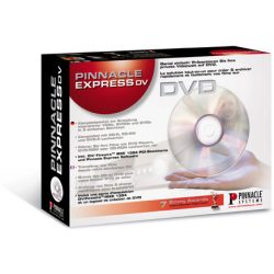 Pinnacle Express DV videószerkesztő