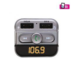 SAL FMBT PRO FM Transzmitter Bluetooth/USB/MP3