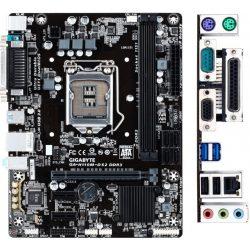 Gigabyte GA-H110M-DS2 LGA1151 alaplap