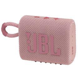 JBL GO3 PINK bluetooth hangszóró