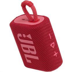 JBL GO3 RED bluetooth hangszóró