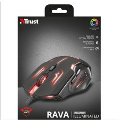 Trust GXT 108 Rava USB Gamer egér
