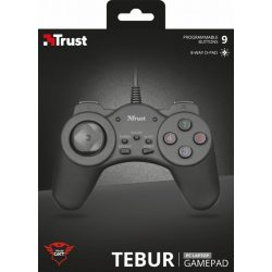 Trust Gamepad GXT 510 Tebur PC-hez
