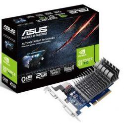 Asus 710GT 2Gb DDR3 passzív videokártya