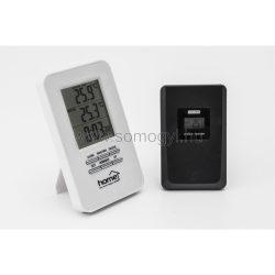 Home HC11 vezeték nélküli külső-belső hőmérő ébresztőórával