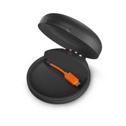 JBL HPCCBLK fejhallgató töltő tok, fekete