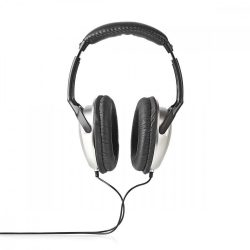 Nedis HPWD1201BK fejhallgató 6m kábellel