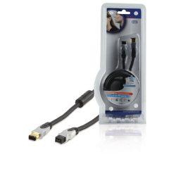 HQ HQSS6275/1.5 Firewire 6p - 9p kábel