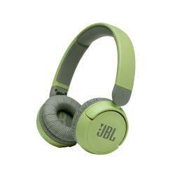 JBL JR310 BT GRN Bluetooth fejhallgató