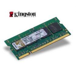 Kingston KVR1066D3S8S7/2G 2GB 1066MHz DDR3 notebook memória