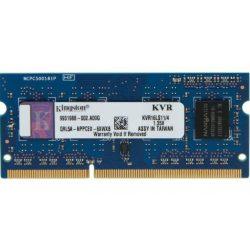Kingston KVR16LS11/4 4GB PC3L notebook memória