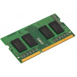 Kingston KVR16LS11S6/2 2GB PC3L notebook memória