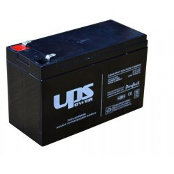 UPS Power szünetmentes akku 12V 7Ah mc7-12(EAE12V7)