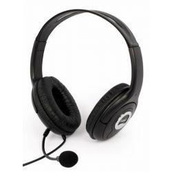 Logic LH-30 Mikrofonos fejhallgató