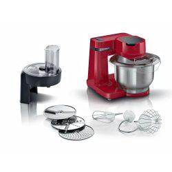 Bosch MUMS2ER01 konyhai robotgép 700W vörös, piros