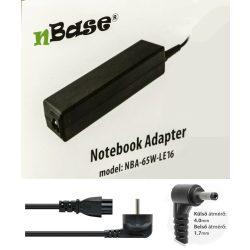 nBase NBA-65W-LE16 Lenovo utángyártott töltő
