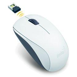 Genius NX-7000 Vezeték nélküli egér, fehér