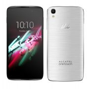 Alcatel OneTouch Idol 3 (OT-6039Y) Metallik Silver Okostelefon