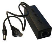 Rundata PD802 POE splitter 12V/IEEE2.3af, 15,4W