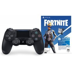 Sony PlayStation 4 V2 kontroller + Fortnite öltözet