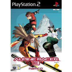 PS2 software: Alpine Racer 3