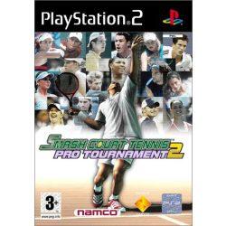 PS2 software: Smash Court Tennis 2