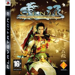 PS3 software: Genji: Days of the Blade