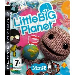 PS3 software: LittleBig Planet