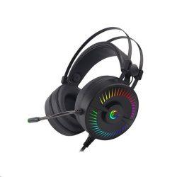 Rampage RM-2019-X-TITAN RGB 7.1 gamer fejhallgató