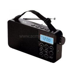 SAL RPR3LCD táskarádió