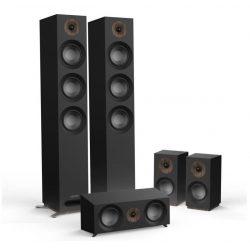 Jamo S809 HCS Black 5.0 hangfalrendszer
