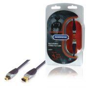 Bandridge SCL6205 Firewire 4 - Firewire 6 kábel 5m