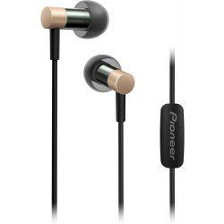 Pioneer SE-CH3T-G Hi-Res fülhallgató